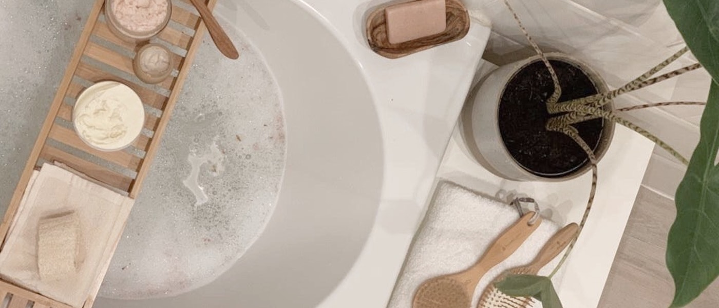 Kate's Top 10 Essentials for a Low-Waste Bathroom