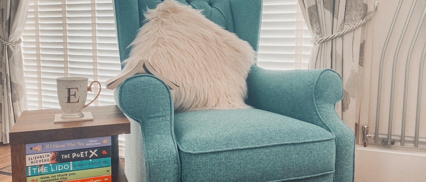 Emily's Top 10 Items for a Cosy Reading Space