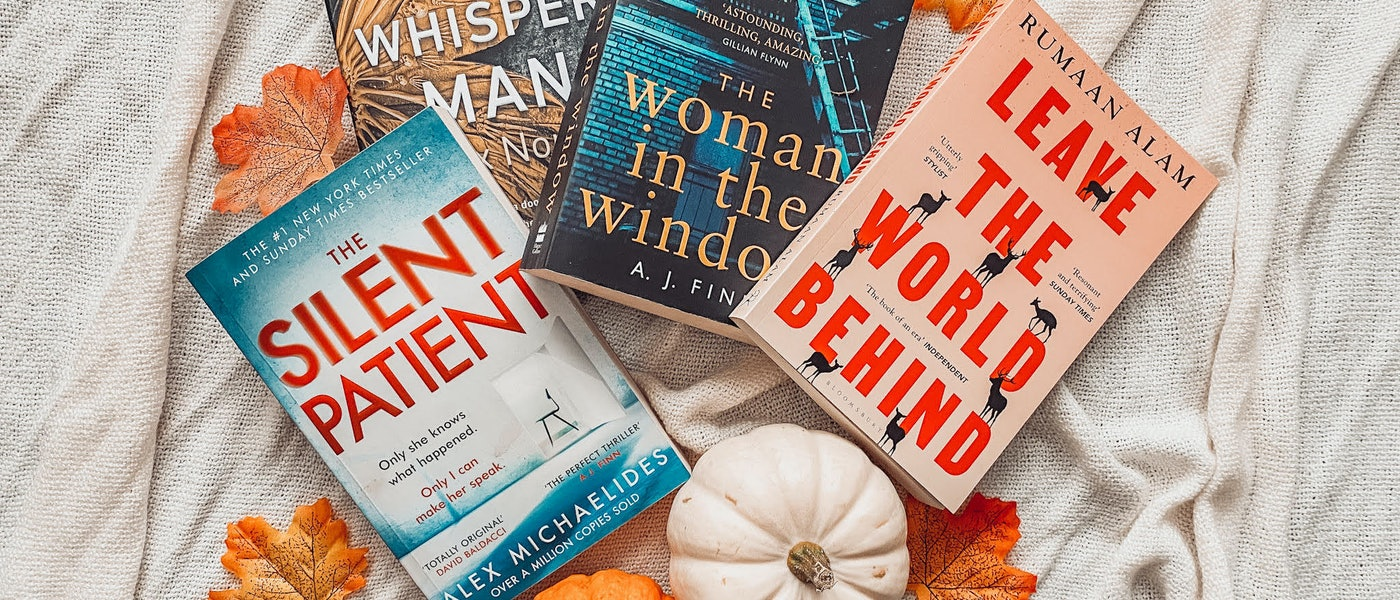 Emily's Top 10 Thrillers for Halloween