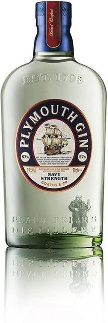Plymouth Gin Navy Strength Dry Gin 1