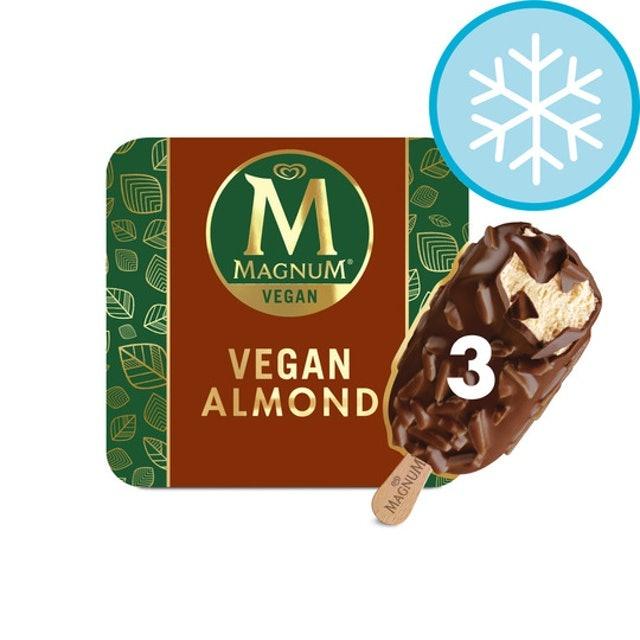 Magnum Vegan Almond Ice Cream 1