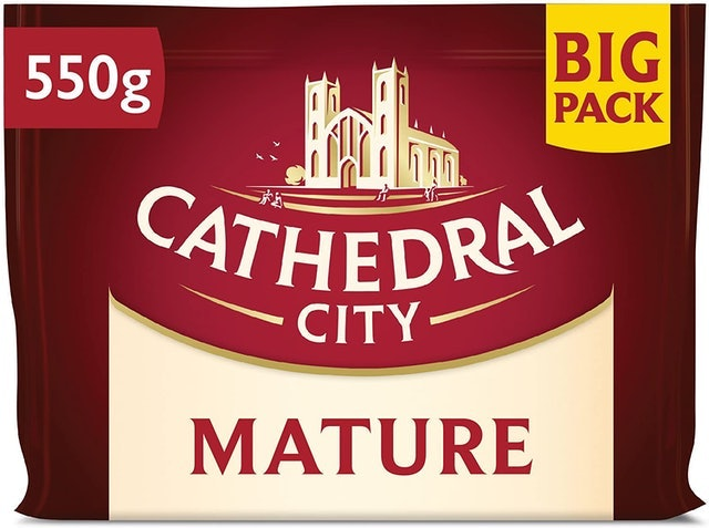 Cathedral City Mature Cheddar 1