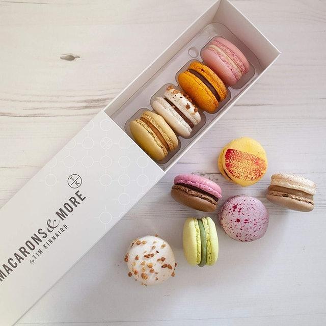 Macarons & More Luxury Box of Mixed Macarons 1