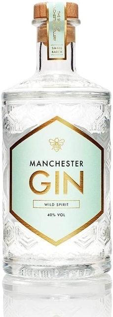 Manchester Gin Wild Spirit Gin 1