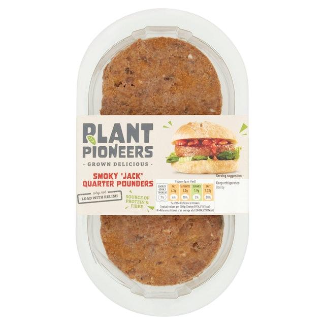 Plant Pioneers Smoky Jack Quarter Pounders 1