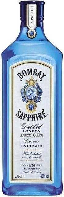 Bombay Sapphire Distilled London Dry Gin 1