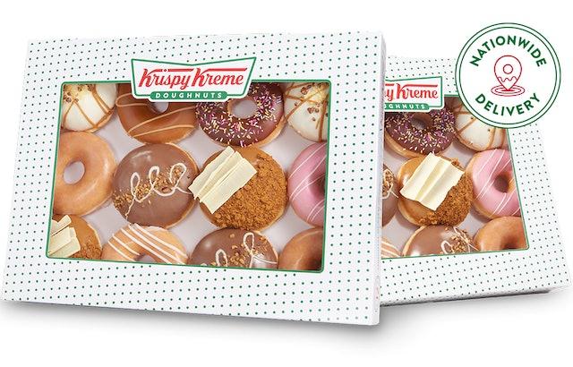 Krispy Kreme Favourites Double Dozen 1