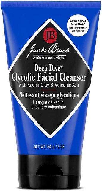 Jack Black Deep Dive Glycolic Facial Cleanser 1