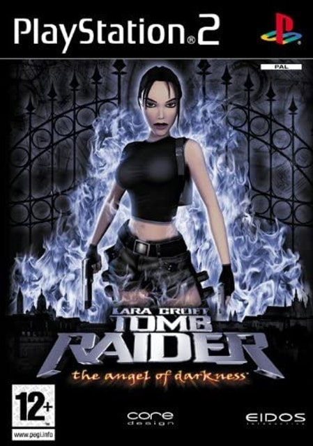 Core Design Tomb Raider and the Angel of Darkness 1