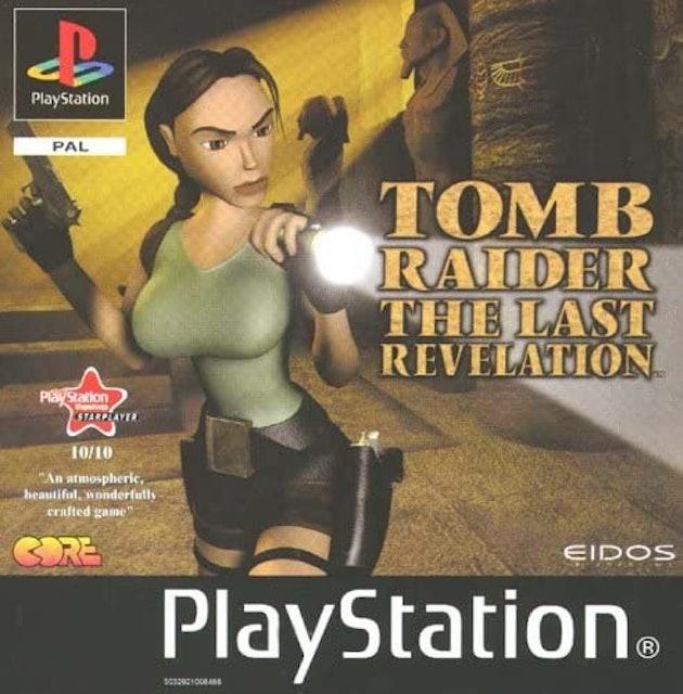 Core Design Tomb Raider IV The Last Revelation 1