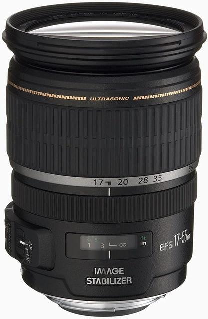 Canon EF-S 17-55 mm f/2.8 IS USM Lens 1