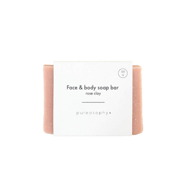 pureosophy Face & Body Soap Bar 1