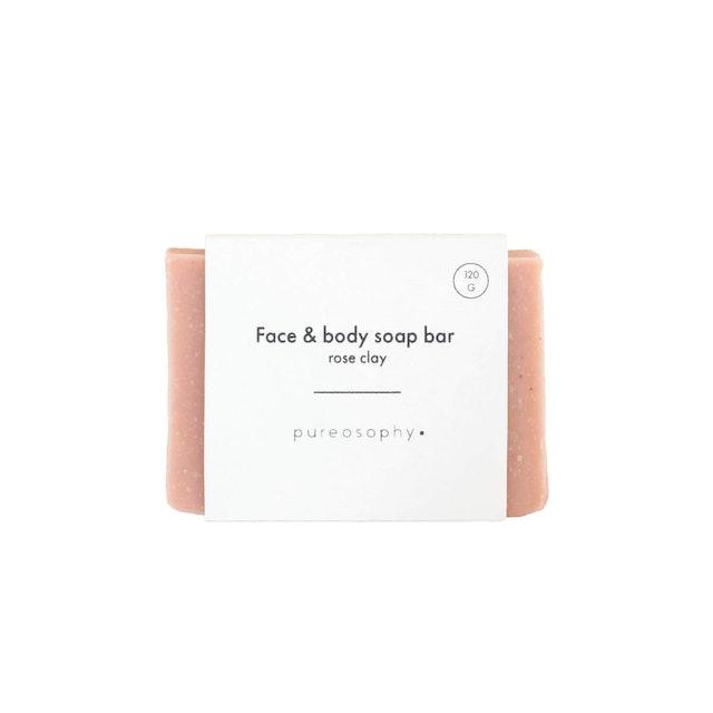 pureosophy Face & Body Soap Bar 1