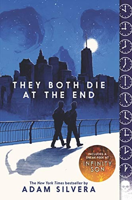 Adam Silvera They Both Die at the End 1
