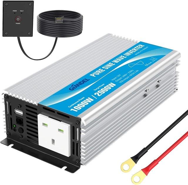Giandel Pure Sine Wave Power Inverter 1