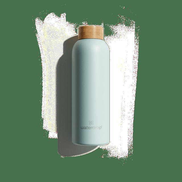 Waterdrop Steel Water Bottle 1