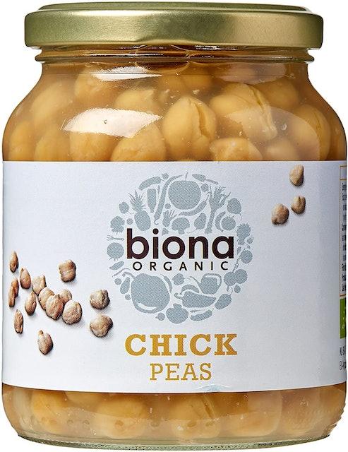 Biona Organic Chick Peas 1