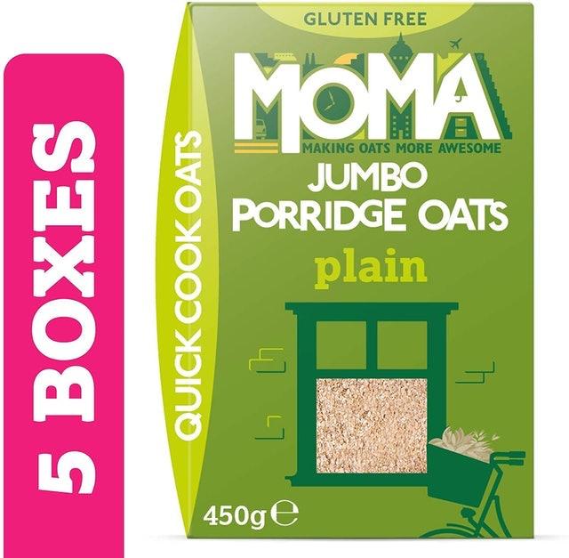 Moma Porridge 1