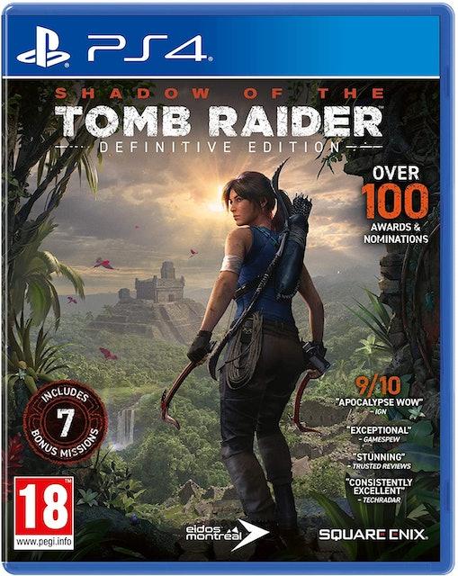 Crystal Dynamics Shadow of the Tomb Raider 1
