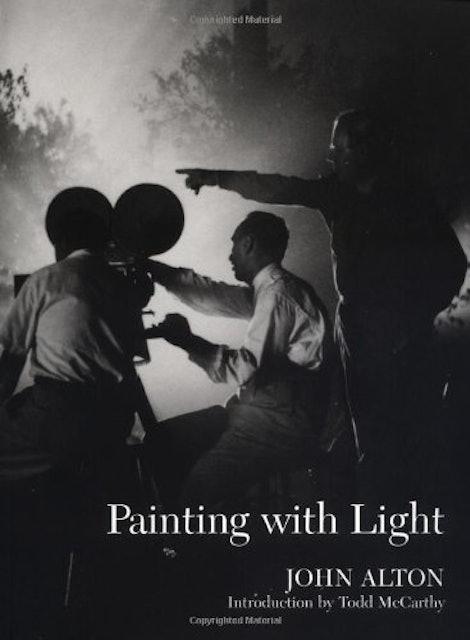 John Alton Painting With Light   1