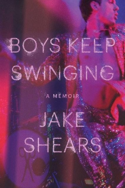 Jake Shears Boys Keep Swinging 1