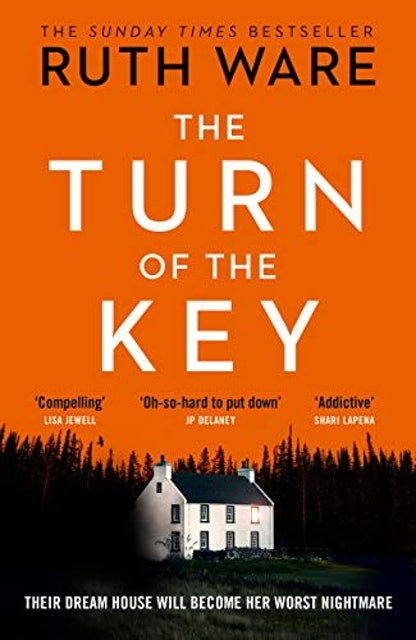 Ruth Ware  Turn of the Key 1