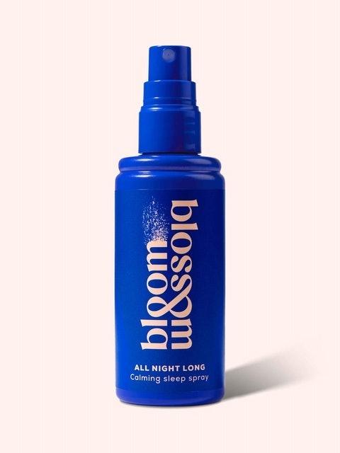 bloom & blossom ALL NIGHT LONG Calming sleep spray 1