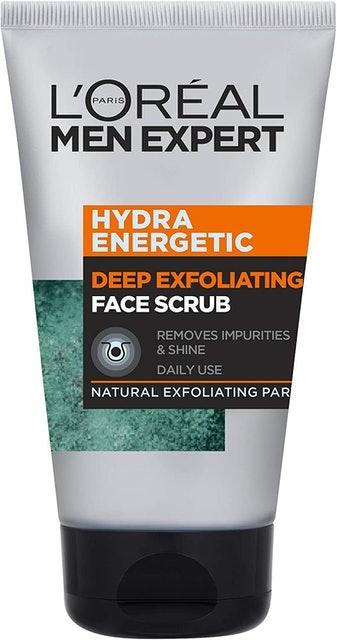 L'Oreal Deep Exfoliating Face Scrub 1