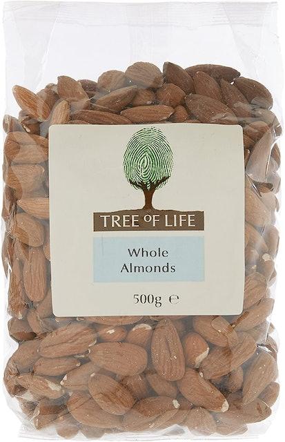 Tree of Life Whole Almonds 1