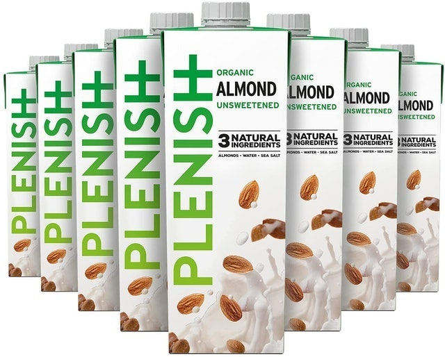 Plenish Almond Milk Drink 1