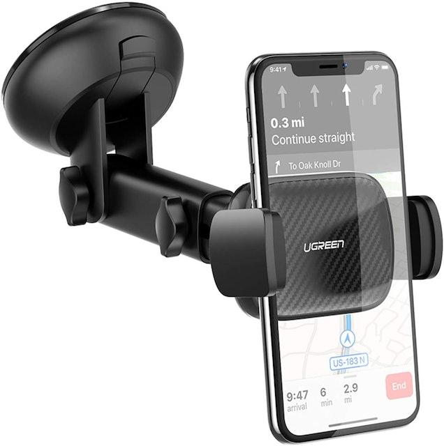 Ugreen Windscreen Car Phone Holder Suction 1