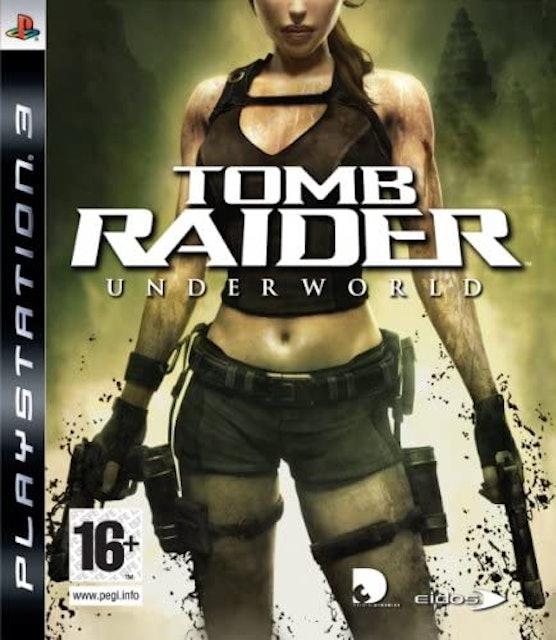 Crystal Dynamics Tomb Raider Underworld 1