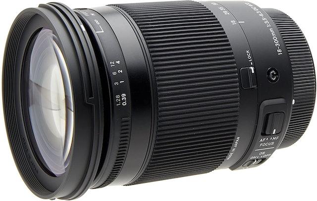 Sigma 18-300mm F3.5-6.3 DC Macro OS HSM 1