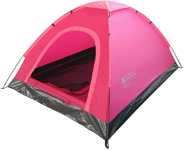 Mountain Warehouse  Festival Fun 2-Man Tent 1