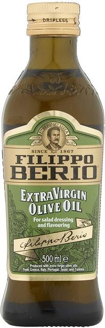 Filippo Berio Extra Virgin Olive Oil  1