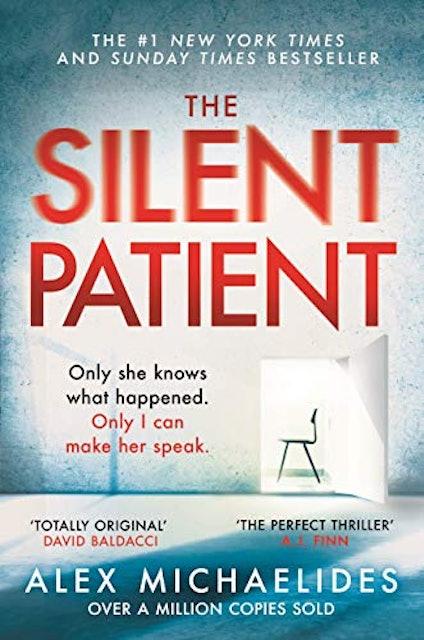 Alex Michaelides The Silent Patient 1