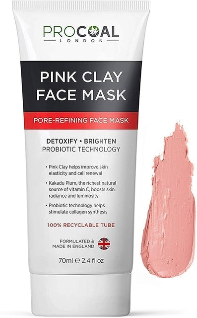 Procoal Australian Pink Clay Face Mask 1