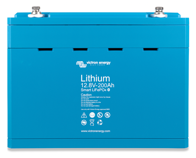 Victron Energy Lithium Battery  1