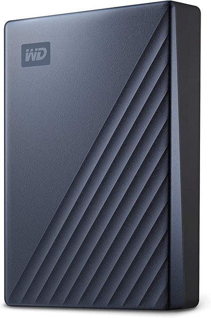 Western Digital Portable Hard Drive With Password Protection 1