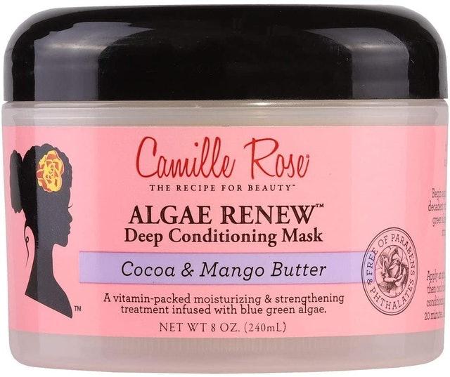 Camille Rose Naturals  Algae Renew Deep Conditioning Mask 1