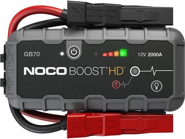 Noco Boost HD GB70 2000 Amp  1