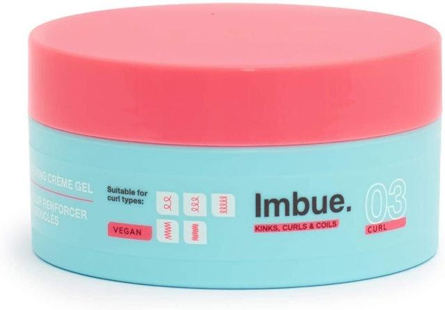Imbue Curl Empowering Crème Gel 1