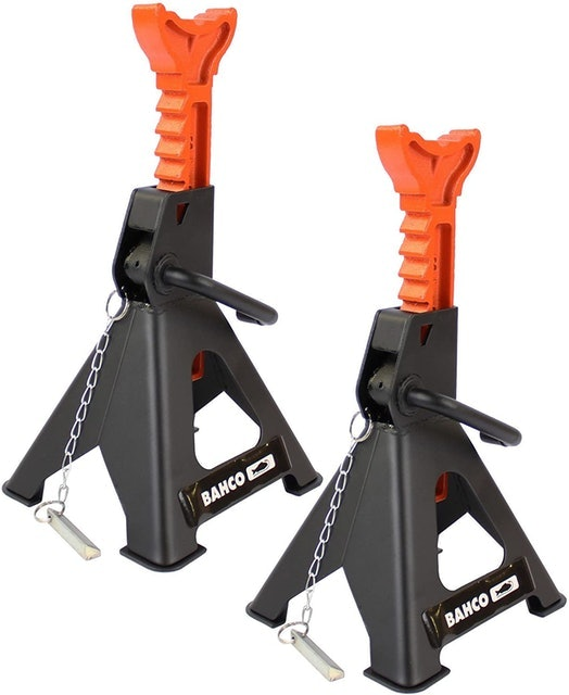 Bahco Axle Stands 3T 1