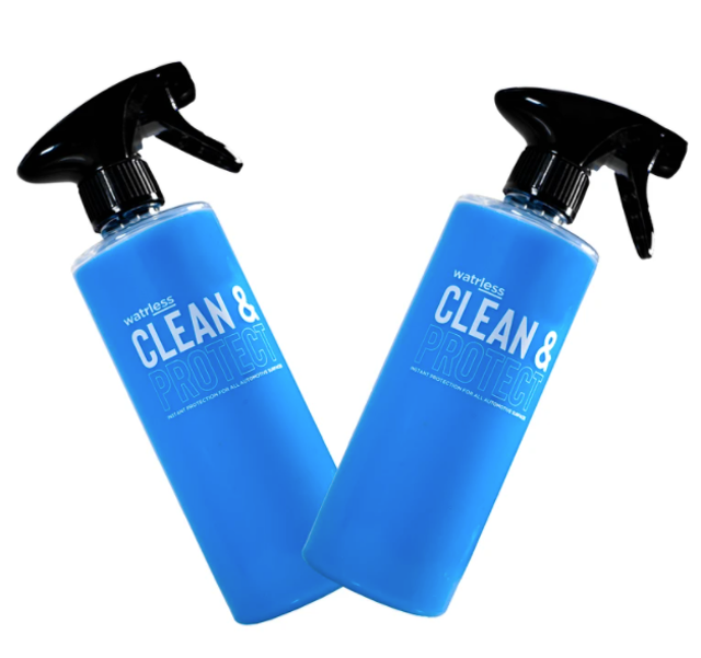 Watrless Clean & Protect - Blue 1