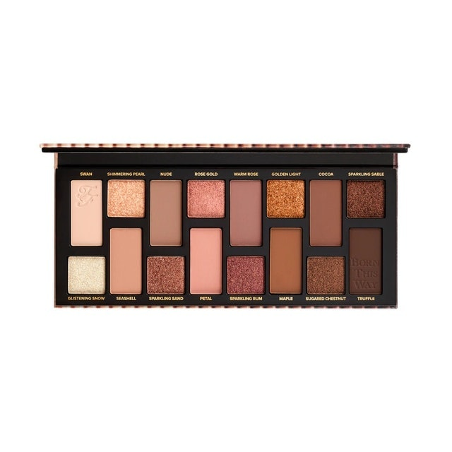 Too Faced Born This Way The Natural Nudes Skin-Centric Eyeshadow Palette 1