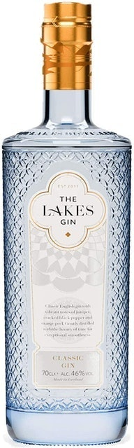 The Lakes  Classic English Dry Gin 1