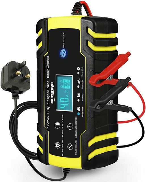 Hausprofi Car Battery Charger 1