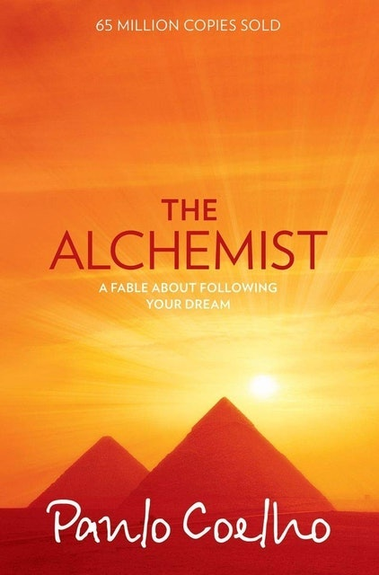 Paulo Coelho The Alchemist: A Fable About Following Your Dream 1