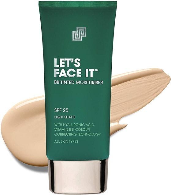 Shakeup Cosmetics Let's Face It, BB Cream 1