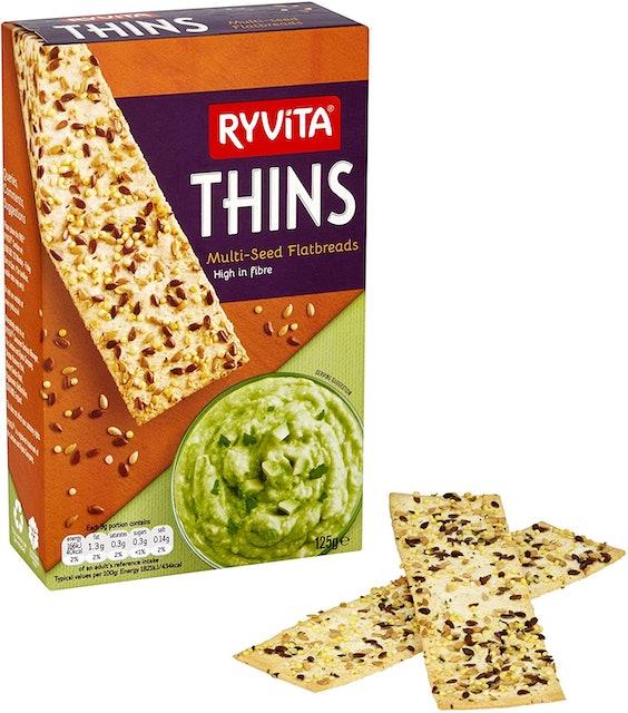 Ryvita Thins Multi-Seed 1